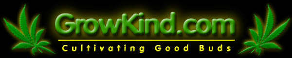 Growkind.com Cultivating Good Buds