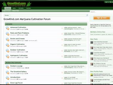 Grow Forum